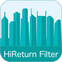Hi return filter app